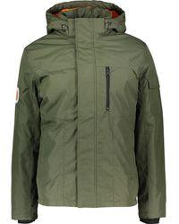 TK Maxx Green Padded Coat