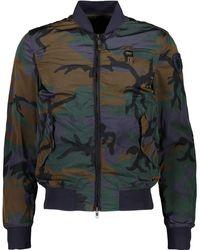 TK Maxx Camouflage Bomber Jacket - Multicolour