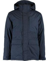 TK Maxx Navy Penryn Coat - Blue