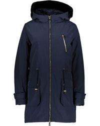 TK Maxx Padded Coat - Blue