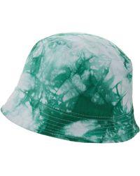 TK Maxx Tie Dye Bucket Hat - Green