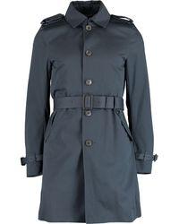 TK Maxx Trench Coat - Blue
