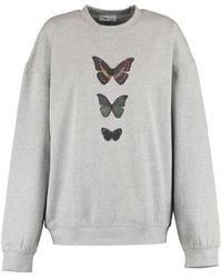 TK Maxx Butterfly Sweatshirt - Grey