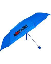 TK Maxx Electric Teddy Bear Umbrella - Blue