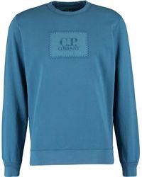 TK Maxx Blue Logo Patch Sweatshirt - Metallic