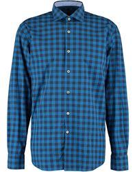 TK Maxx - Blue & Black Gingham Shirt - Lyst
