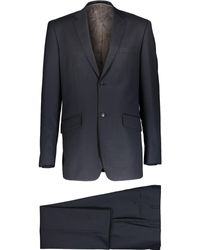 TK Maxx Wool Two Piece Suit - Blue