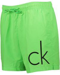 TK Maxx Green Swim Shorts