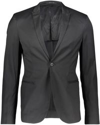 TK Maxx Classic Fit Blazer - Grey