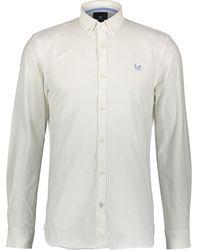 TK Maxx Slim Fit Oxford Shirt - White