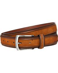 TK Maxx Brown Leather Belt