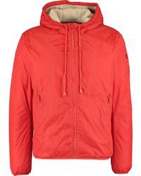 TK Maxx Fleece Lined Parka - Red