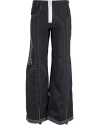 TK Maxx Straight Leg Trousers - Black
