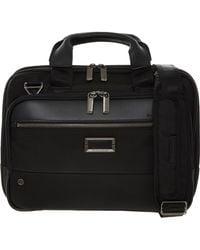 TK Maxx Cross Body Briefcase Bag - Black