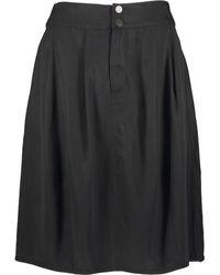 TK Maxx Midi Skirt - Black