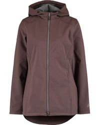 TK Maxx Taupe Soft Shell Outdoor Jacket - Brown