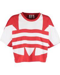 TK Maxx & White Logo T Shirt - Red