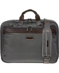 TK Maxx Cross Body Briefcase Bag - Grey