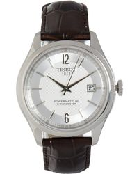 TK Maxx Dark Ballade Automatic Watch - Brown