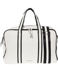 TK Maxx Weekend Bag - White