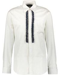 TK Maxx Long Sleeve Shirt - White