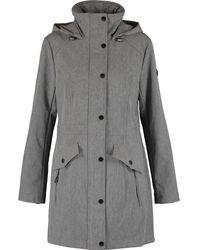 TK Maxx Fleece Lined Parka - Grey