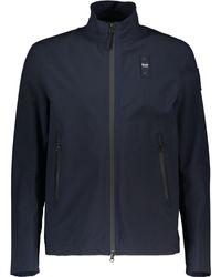 TK Maxx Zip Up Jacket - Blue