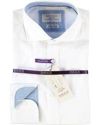 TK Maxx Slim Fit Shirt - White
