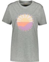 TK Maxx Sunrise T Shirt - Grey