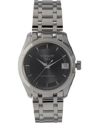 TK Maxx Tone Stainless Steel Couturier Automatic Watch - Metallic