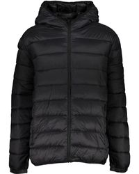 TK Maxx Padded Puffer Coat - Black