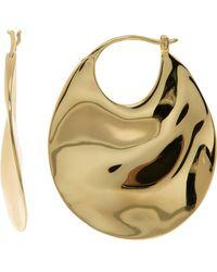 TK Maxx Sterling Drop Earrings - Metallic
