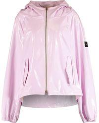 TK Maxx Glossy Coat - Pink