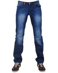 Montazinni Italian Style Jeans - Blauw