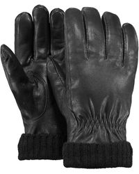 Barts Alban Gloves Men 2993/black - Zwart