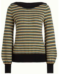 King Louie Pullover 05372 Audry Niji - Zwart