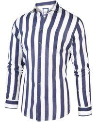 BLUE INDUSTRY 2016.21 Shirt Navy - Blauw