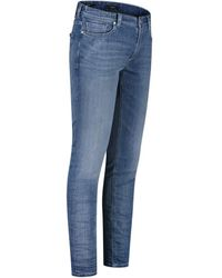 ALBERTO Jeans Slim Ds Dual Fx De 4837 1972 860 - Blauw
