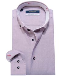 The BLUEPRINT Trendy Overhemd Met Lange Mouwen - Rood