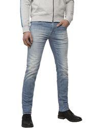 PME LEGEND Ptr120-hsb Nightflight Jeans High Summer Blue - Blauw
