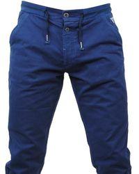 MZ72 Heren Jog Jeans Evan Lengte 32 - Blauw