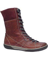 Ecco Veter-rits Boot - Rood