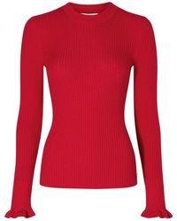 FABIENNE CHAPOT Pullover Sanne - Rood