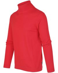 BLUE INDUSTRY Pullover Kbiw19-m27 - Rood
