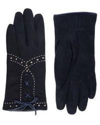 Pia Rossini Tanya Glove Handschoenen - Blauw