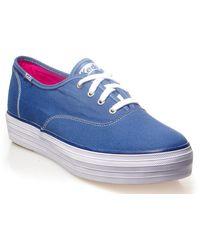 Keds Wf49947 - Blauw