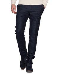 Tommy Hilfiger 5-pocket - Blauw