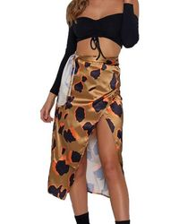 Toby Wear Amazonia Skirt - Orange