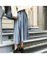 Toby Wear Australia Skirt - Blue