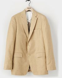 Todd Synder X Champion - Sutton Italian Linen Suit Jacket - Lyst